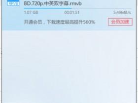 迅雷V9.1.37.846破解本地VIP、普通帐号登录点亮年用户图标+破解限速