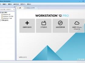 VMware Workstation Pro 12.5.7/ 10.07简体中文特别注册版