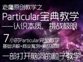 老鹰ae粒子教程:Particular宝典教学之挑战极限