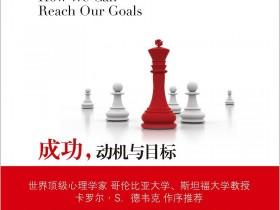成功,动机与目标PDF电子书