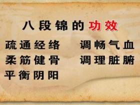 八段锦教学视频(国家体育总局版)