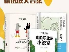 村上春树精选杂文集电子书