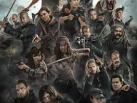 行尸走肉第八季全集The Walking Dead迅雷下载