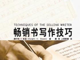 《畅销书写作技巧》PDF电子书