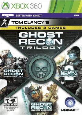 单击游戏:幽灵行动系列 (现代战术射击游戏)(15G)