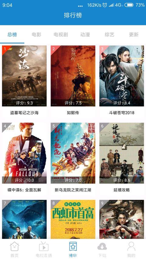 每天影视v1.2.5去广告/完美/清爽/破解版