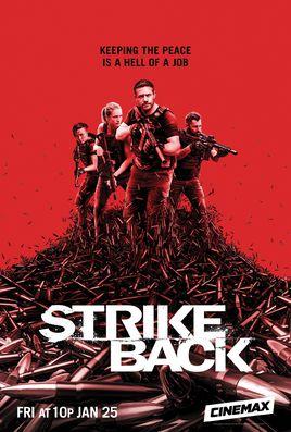 反击第七季全集Strike Back迅雷下载