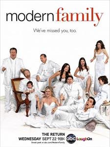 摩登家庭第二季全集Modern Family迅雷下载