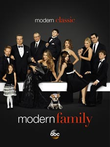 摩登家庭第五季全集Modern Family迅雷下载
