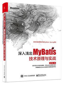 《深入浅出MyBatis技术原理与实战》