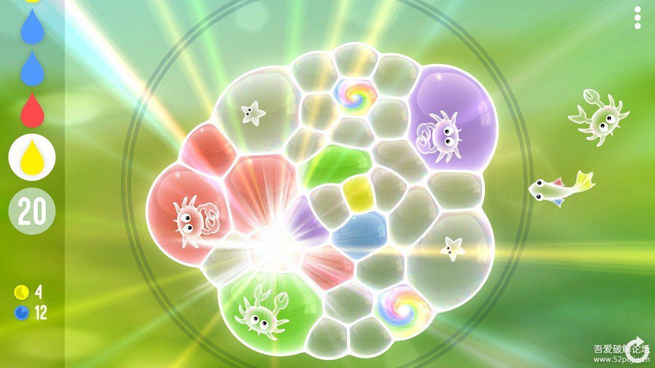 益智小游戏:《小泡泡》免安装中文版
